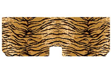 dm safari tiger tailgate sample