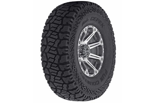 dick cepek fun country tires sample