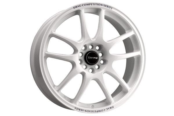 drag dr 31 wheels white