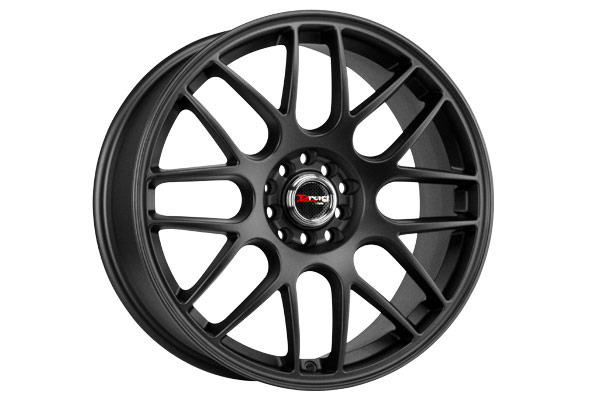 drag dr 34 wheels flat black fully painted