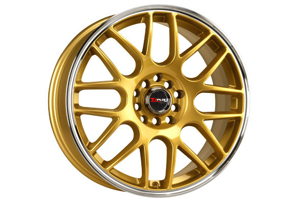 drag dr 34 wheels gold