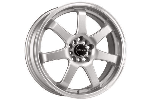 drag dr 35 wheels silver