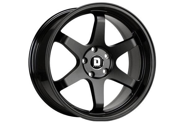 drag dr 53 wheels flat black