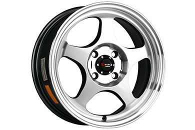 drag dr 23 wheels gun metal