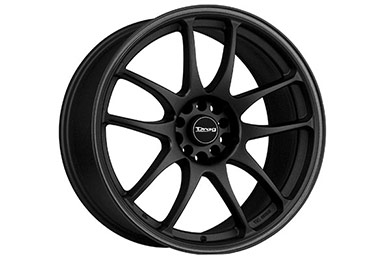 drag dr 31 wheels flat black fully painted