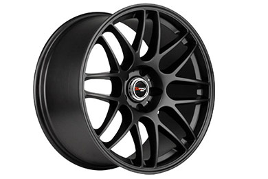 drag dr 37 wheels flat black fully painted
