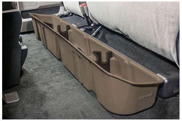 DU-HA 20212 Tan Underseat Truck Storage