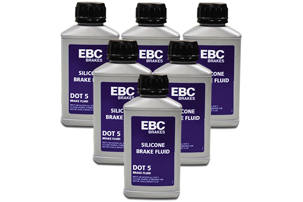 EBC Brake Fluid DOT-5 EBC DOT 5 Brake Fluid 10791-4190778
