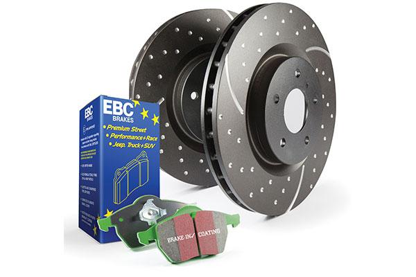 ebc brake kit s10k