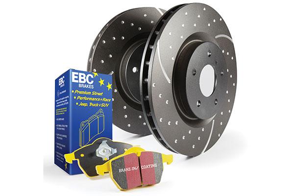 ebc brake kit s5k