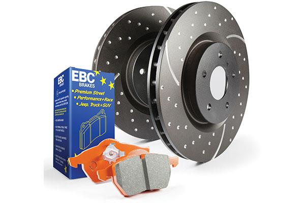 ebc brake kit s8k