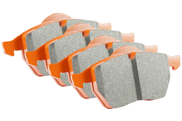 ebc orange stuff brake pads sample
