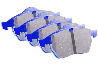 ebc blue stuff brake pads sample