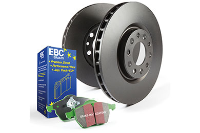 ebc brake kit s14k
