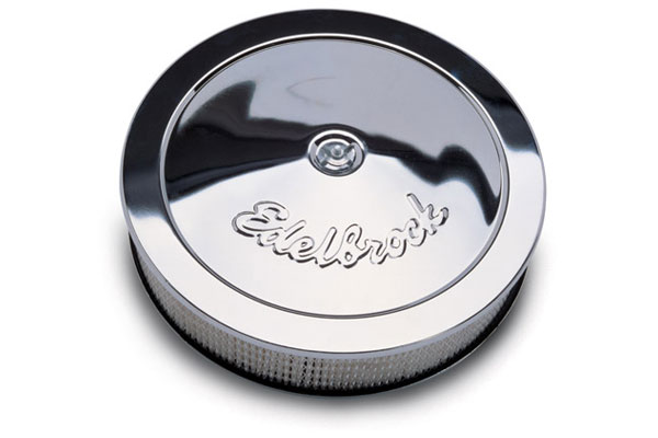 Edelbrock Pro-Flo Air Cleaner 1207 Round 11393-4238640