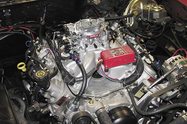 Image of Edelbrock Performer RPM LS1 Intake Manifolds 7118 Small Block V8