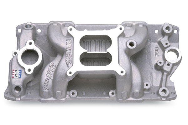 Image of Edelbrock Performer RPM Air Gap Intake Manifolds 7501 Performer RPM Air Gap Intake Manifold