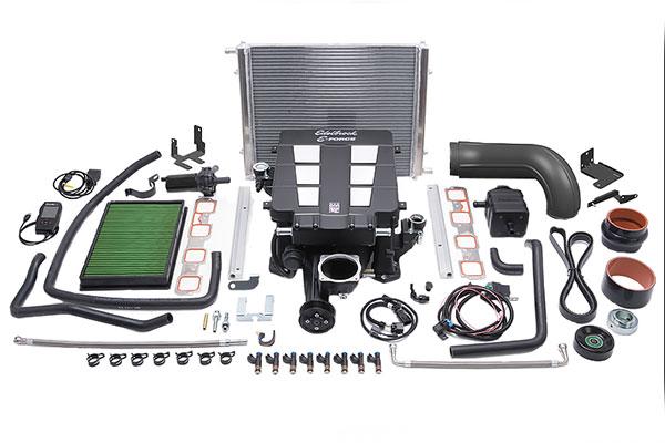 edelbrock eforce supercharger kits 1538