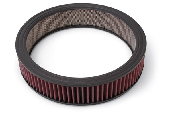Edelbrock Universal Replacement Air Filter 1216 Universal Replacement Air Filter 11400-4251789