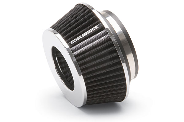 Edelbrock Pro-Flo Universal Conical Air Filter 43610 Conical Air Filter 11398-4246525