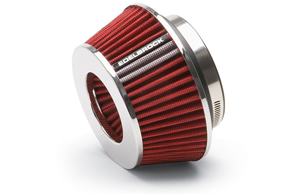 Edelbrock Pro-Flo Universal Conical Air Filter 43611 Conical Air Filter 11398-4246528