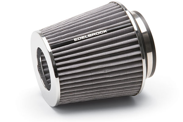 Edelbrock Pro-Flo Universal Conical Air Filter 43642 Conical Air Filter 11398-4246532