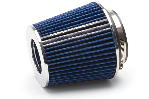 Edelbrock Pro-Flo Universal Conical Air Filter 43643 Conical Air Filter 11398-4246535