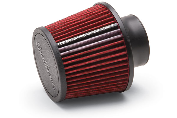 Edelbrock Pro-Flo Universal Conical Air Filter 43651 Conical Air Filter 11398-4246523