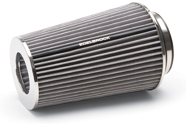 Edelbrock Pro-Flo Universal Conical Air Filter 43692 Conical Air Filter 11398-4246530