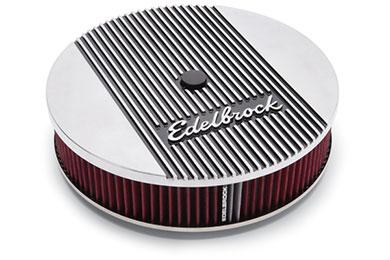 edelbrock edelbrock elite air cleaner sample