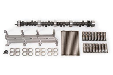 edelbrock edelbrock rollin thunder hydraulic roller camshaft kit chevy sample
