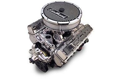 edelbrock performer rpm e tec 435 crate engine sample