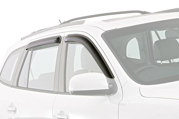 egr slimline deflector suv front rear