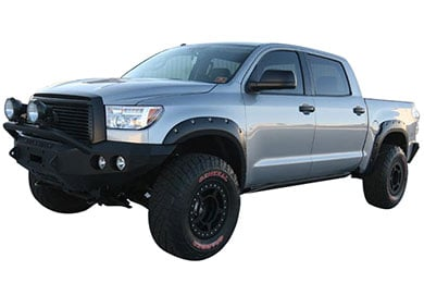 Toyota Tundra EGR Matte Black Bolt-On Look Fender Flares
