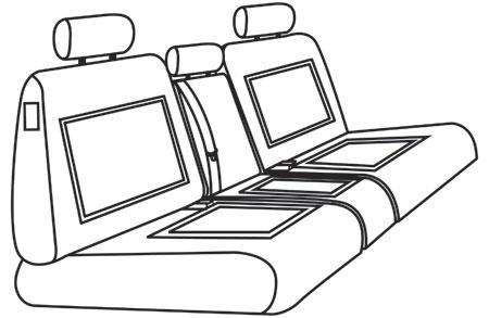 elegant seat style 10N