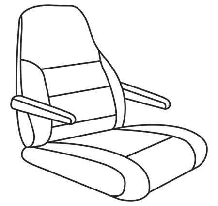 elegant seat style 11A