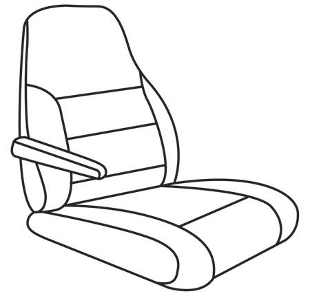 elegant seat style 11D