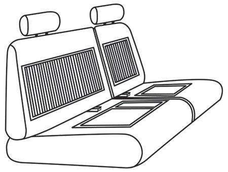 elegant seat style 16A