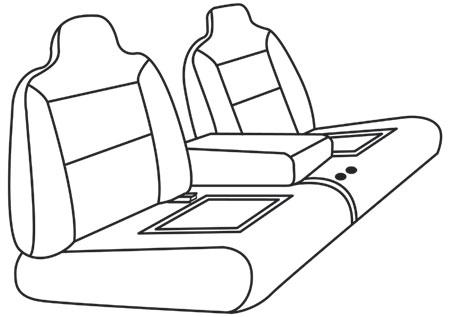 elegant seat style 21F