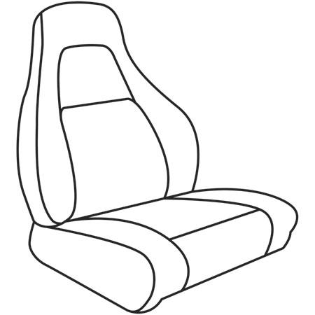 elegant seat style 31A