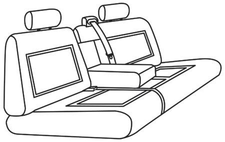 elegant seat style 36E