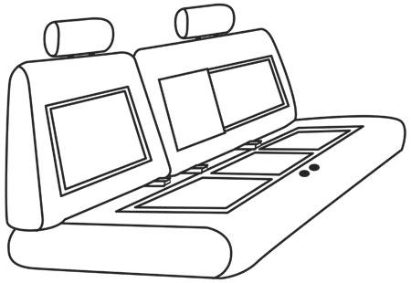 elegant seat style 36H