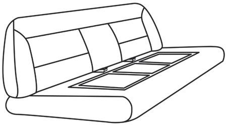 elegant seat style 50