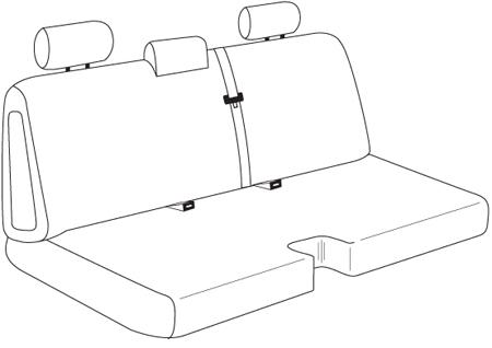 elegant seat style 55G