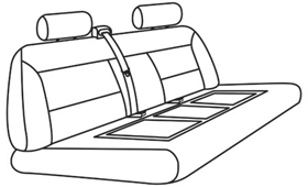 elegant seat style 05D