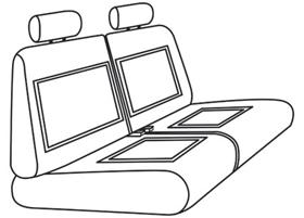 elegant seat style 06A