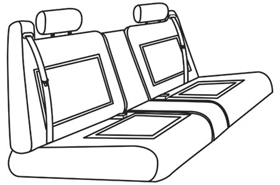 elegant seat style 10G
