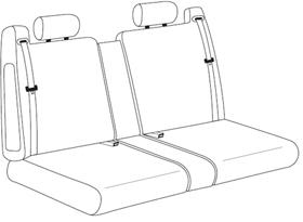 elegant seat style 10V