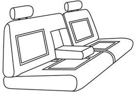 elegant seat style 19C