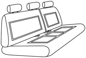 elegant seat style 19L